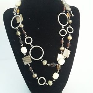 Lia Sophia Retro Necklace